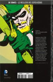 Verso de DC Comics - Le Meilleur des Super-Héros -49- Green Lantern/Green Arrow - Sur la route