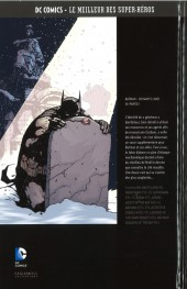 Verso de DC Comics - Le Meilleur des Super-Héros -HS06- Batman - No Man's Land - 6e partie