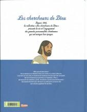 Verso de Les chercheurs de Dieu -21- Jésus