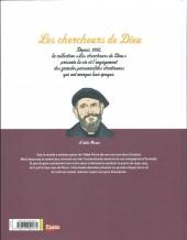 Verso de Les chercheurs de Dieu -19- L'abbé Pierre et l'espoir d'Emmaüs