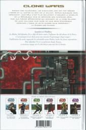 Verso de Star Wars - Clone Wars -4a2005- Lumière et Ténèbres