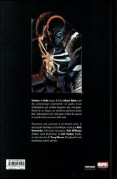 Verso de Venom (Marvel Dark) -3- Le Cercle des Quatre