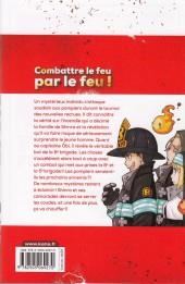 Verso de Fire Force -2- Tome 2
