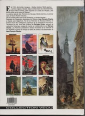 Verso de Les pionniers du Nouveau Monde -6a1996- La mort du loup