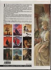Verso de Les pionniers du Nouveau Monde -5b1996- Du sang dans la boue