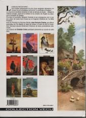 Verso de Les pionniers du Nouveau Monde -4a96- La croix de saint louis