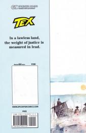Verso de Free Comic Book Day 2017 - Tex: Patagonia