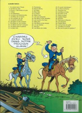 Verso de Les tuniques Bleues -39a1999- Puppet Blues