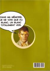 Verso de XIII -MBD02- XIII - Le Monde de la BD - 02