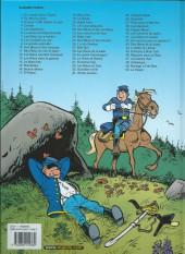 Verso de Les tuniques Bleues -27a2007- Bull Run