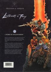 Verso de Lanfeust de Troy -1a1994- L'Ivoire du Magohamoth