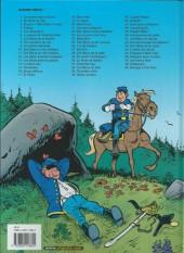 Verso de Les tuniques Bleues -25a2006- Des bleus et des bosses