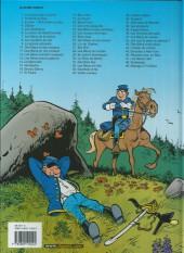 Verso de Les tuniques Bleues -21a2005- Les cinq salopards