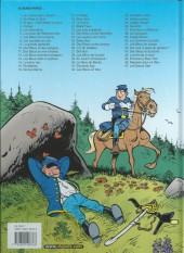 Verso de Les tuniques Bleues -19d04- Le David