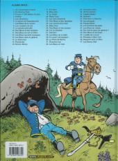 Verso de Les tuniques Bleues -13b2004- Les bleus dans la gadoue