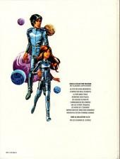 Verso de Valérian -2c1983- L'empire des milles planètes