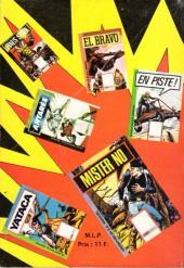 Verso de Capt'ain Swing! (1re série) -Rec064- Album N°64 (du n°222 au n°224)
