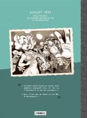 Verso de Les ailes du singe -2TL- Hollywoodland