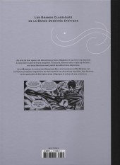 Verso de Les grands Classiques de la Bande Dessinée érotique - La Collection -3352- Magenta - Tome 1