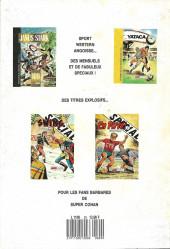 Verso de Conan (Super) (Mon journal) -29- Sables mouvants (suite)