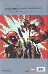 Verso de Deadpool - Guerres Très Très Secrètes