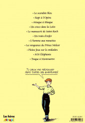 Verso de Marion Duval -11- Traque à Montmartre