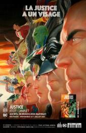 Verso de Justice League Rebirth (DC Presse) -2- Tome 2