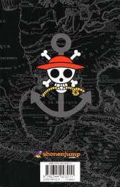 Verso de One Piece -83- Charlotte Linlin