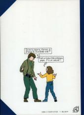 Verso de Marion Duval -1- Marion Duval et le scarabée bleu