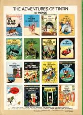 Verso de Tintin (The Adventures of) -17a78- Explorers on the Moon