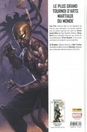 Verso de Iron Fist (100% Marvel - 2008) -INT2- Les sept capitales célestes