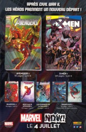 Verso de Inhumans vs X-Men -1- Chapitre 1