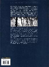 Verso de La mémoire des arbres -11- Le tempérament de Marilou - 1