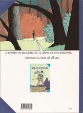Verso de Angelot du Lac -2- Le secret de la caravane