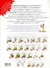 Verso de Le guide -7b01- Le guide de la Drague