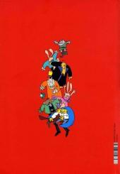Verso de Lapinot (Les formidables aventures de) -3c- Mildiou