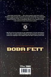 Verso de Star Wars - Boba Fett -INT- Intégrale I