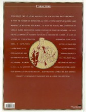 Verso de Fox (Dufaux/Charles) -1a01- Le Livre Maudit
