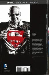Verso de DC Comics - Le Meilleur des Super-Héros -51- Superman - Luthor
