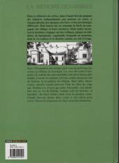 Verso de La mémoire des arbres -7a04- La lettre froissée 1