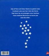 Verso de Jojo et Paco (Les aventures friponnes de) -1a- jojo et paco