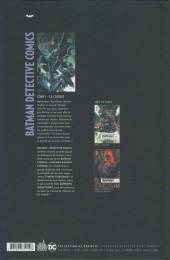 Verso de Batman : Detective Comics -1- La Colonie