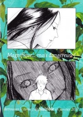 Verso de Nuisible (Hokazono/Satomi) -1Extrait- Volume 1