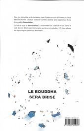 Verso de Le boudha brisé -1- Chapitre 1