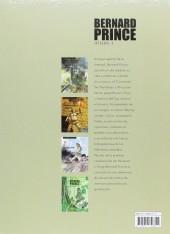 Verso de Bernard Prince (en espagnol) -4- Integral 4