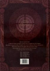Verso de Les forêts d'Opale -6a- Le sortilège du pontife