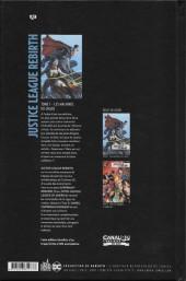 Verso de Justice League Rebirth -1TL- Les Machines du chaos