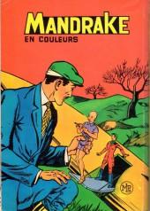 Verso de Mandrake (1re Série - Remparts) (Mondes Mystérieux - 1) -HS02- Recueil HS2 (07, 08, 09, 10, 11, 12)