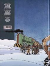 Verso de Rails -INTa2003- Edition Intégrale