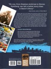 Verso de A Sailor's Story - A sailor's story